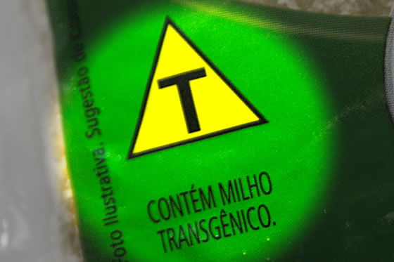 Lei que obriga a rotular transgênicos é de 2005