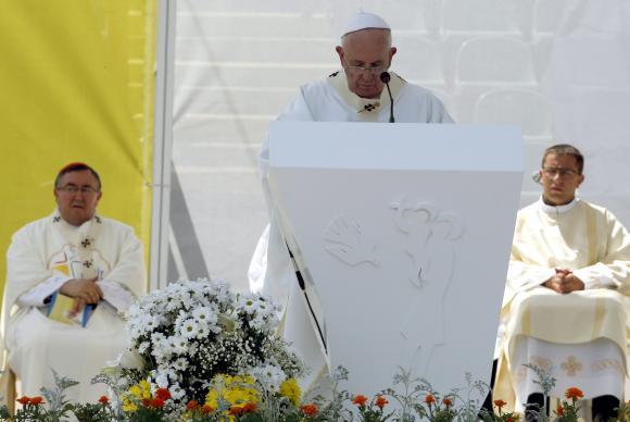Papa Francisco apresenta a encíclica dedicada ao meio ambiente