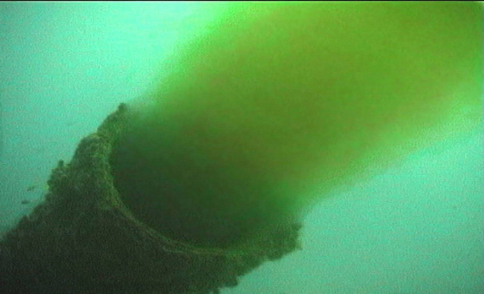 Hidrelétrica movida a esgoto