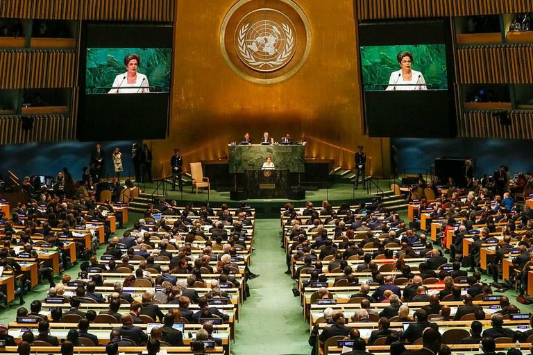 Assembleia da ONU projeta mundo sustentável em 15 anos