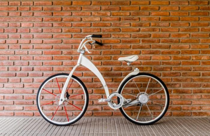 A bicicleta eléctrica que quer conquistar a cidade