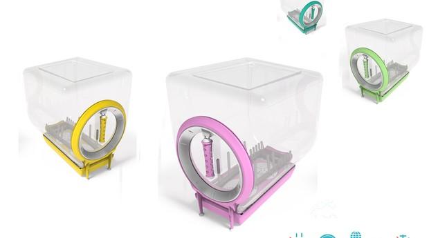 Empresa cria lava-louças que não utiliza energia elétrica