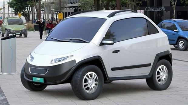 Startup faz campanha para produzir carro elétrico no Brasil
