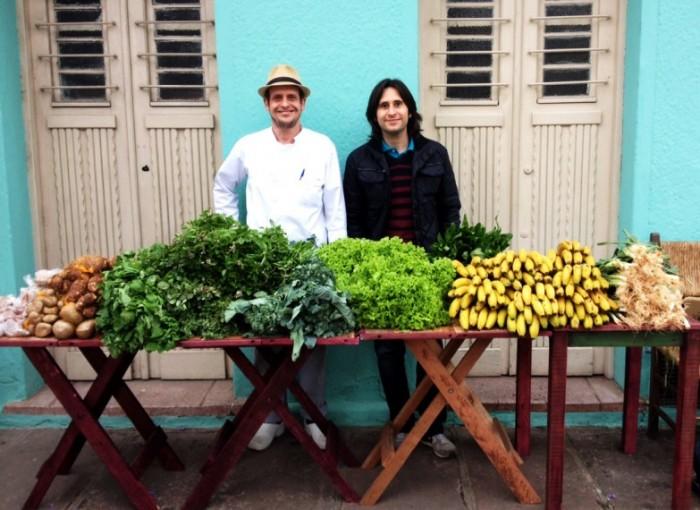 Como a Tribo Viva criou um sistema de compra coletiva (e distribuição afetiva) de orgânicos no Sul do país