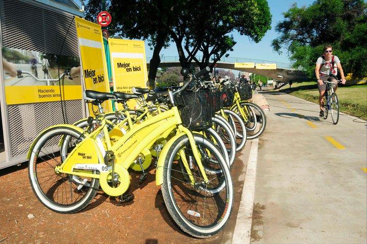 Buenos Aires se transforma em referencia mundial de mobilidade sustentável