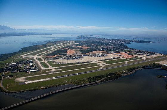 Aeroporto do Galeão vai investir 12 milhões de reais em sustentabilidade