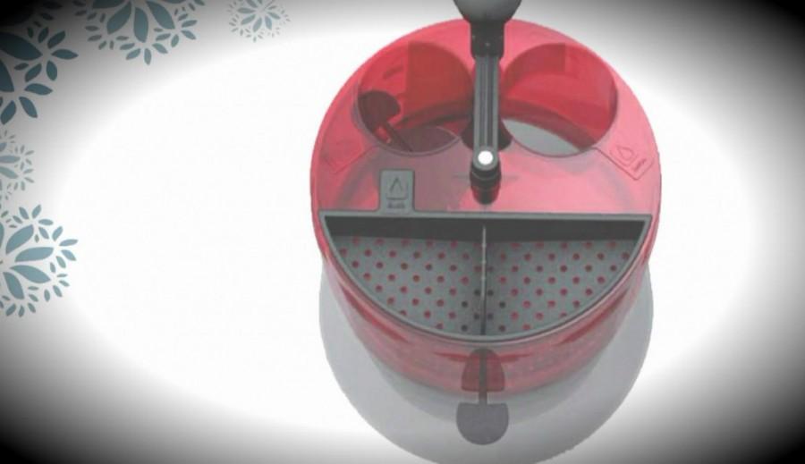 Reciclador caseiro de óleo de cozinha