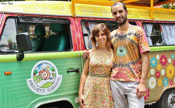 Casal viaja pela América do Sul em busca de projetos sustentáveis