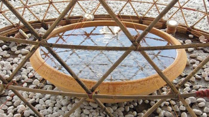 Warka Water: água pura para populações pobres produz 100 litros por dia
