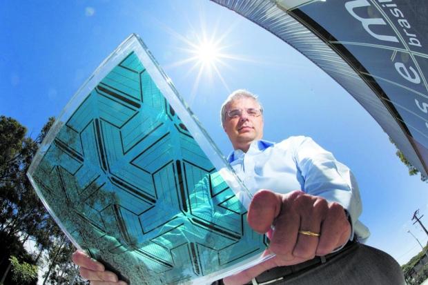 Minas terá a maior planta de energia solar do continente