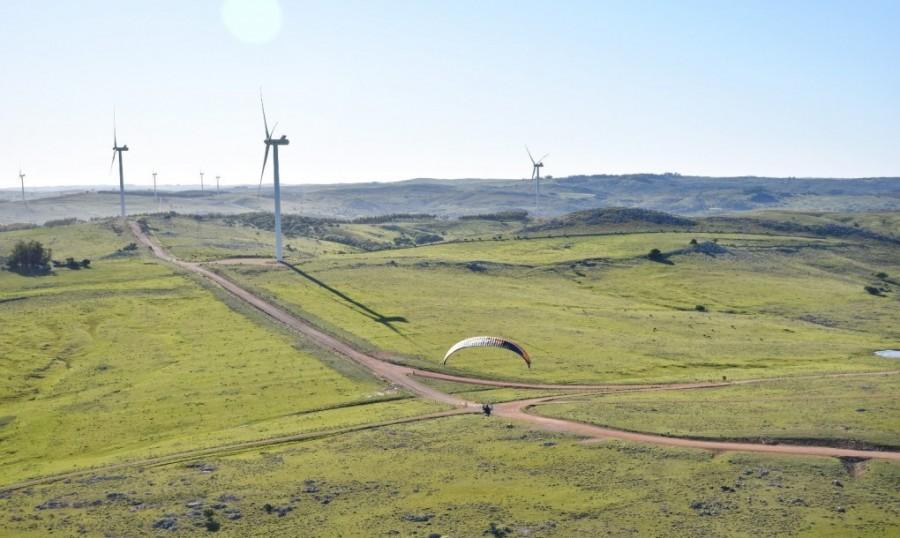 Hoje, 94,5 % da eletricidade do Uruguai vem de recursos renováveis