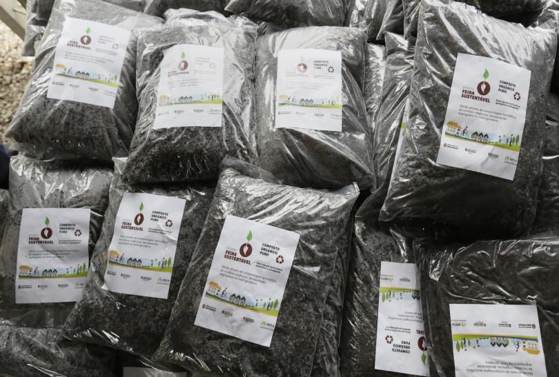 São Paulo inaugura central de compostagem para reciclar resíduos das feiras