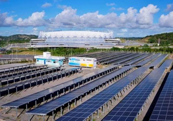 Bahia vai ganhar a maior usina de energia solar da América Latina