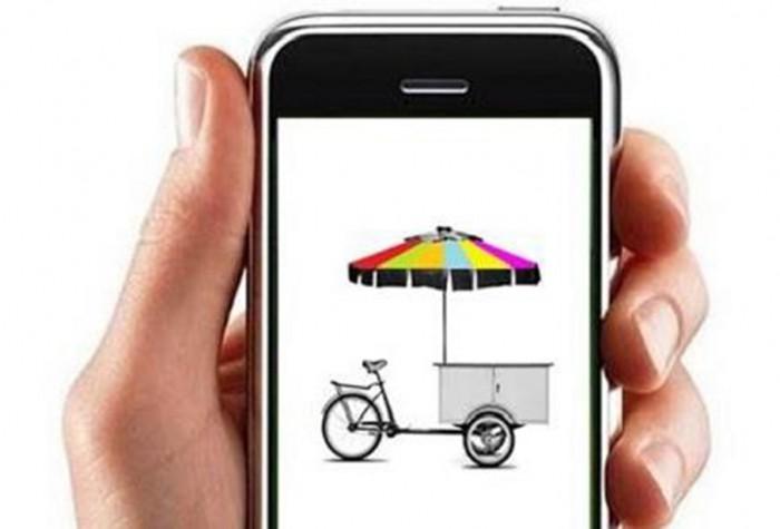 Um aplicativo que ajuda a encontrar a sua Food Bike preferida