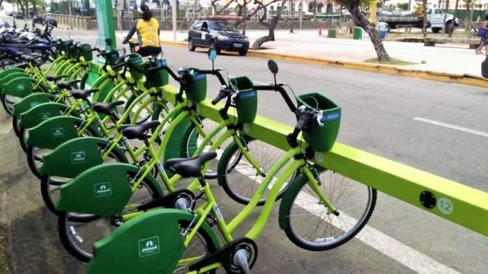 Fortaleza aposta na integração entre bicicletas e transporte coletivo