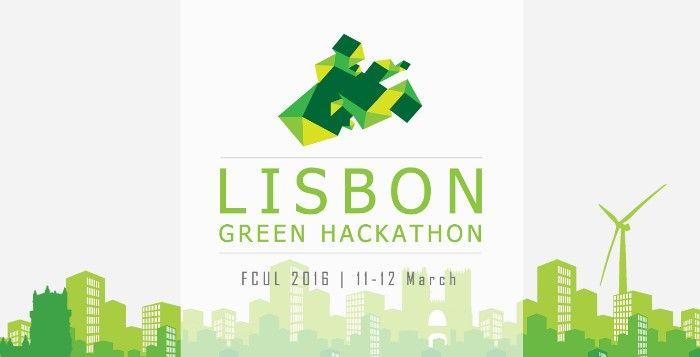 Lisbon Green Hackathon 2016 na Faculdade de Ciências da UL