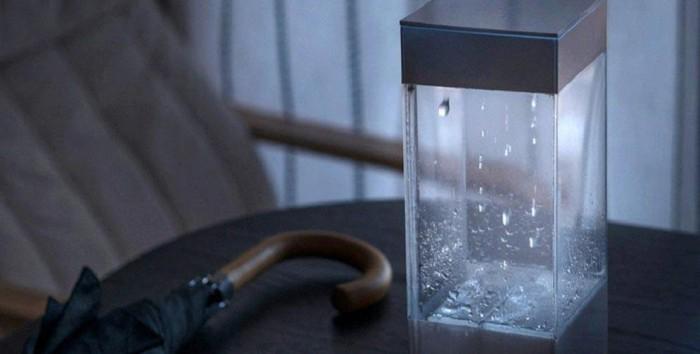 Tempescope: o tempo de amanhã, no centro da sala