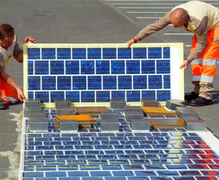 Wattway: Transformando pavimentos rodoviários betuminosos em instalações fotovoltaicas