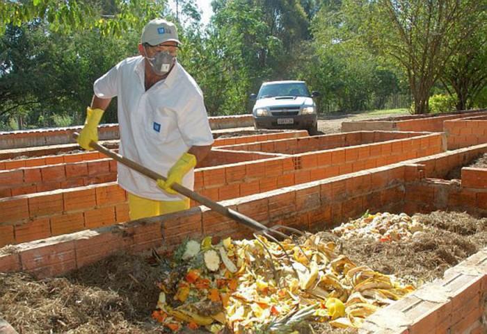 Acordo estimula potencial da compostagem