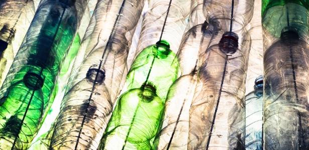 """Bactéria que """"come"""" garrafa PET pode ser nova esperança para a reciclagem"""