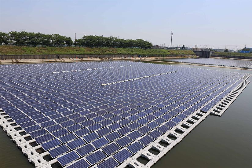 Sunlution traz para o Brasil flutuadores com energia solar