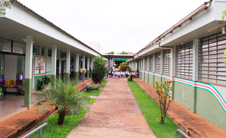 Escola no interior parananense será abastecida 100% por energia solar