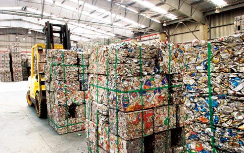Manaus ganha campanha de reciclagem de embalagens longa vida