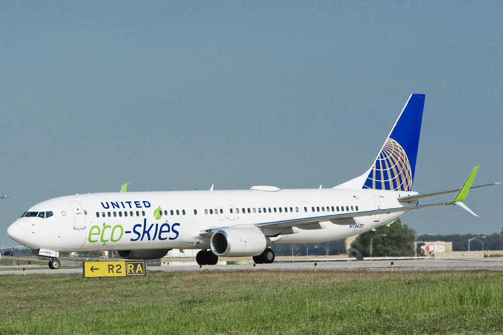 Empresa planeja utilizar biocombustível em voos regulares
