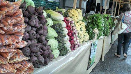 Méier ganha feira orgânica todo sábado