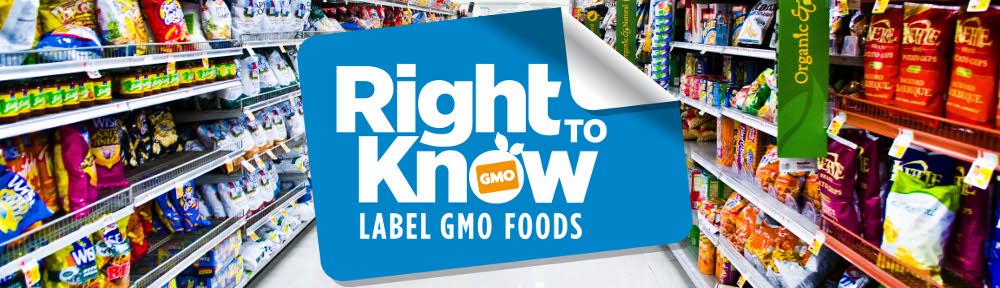 CONSUMERS DESERVE TO KNOW WHAT'S IN THEIR FOOD