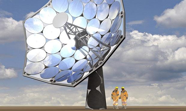 Nova tecnologia pode revolucionar captação de energia solar