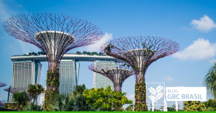 """3 maneiras que Singapura modela o """"viver sustentável"""""""