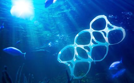 OCEANOS PODEM TER 1 QUILO DE PLÁSTICO PARA 3 DE PEIXE EM 2025