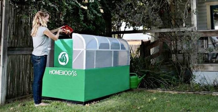 Equipamento doméstico transforma resíduos orgânicos em gás de cozinha