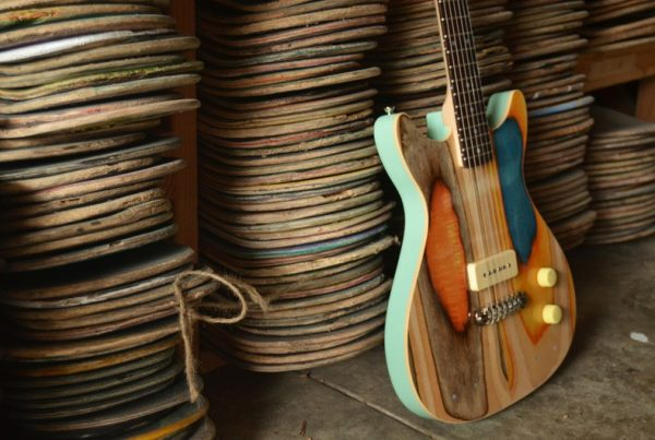 Guitarras-skates-velhos