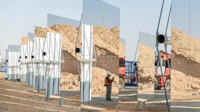 Israel constrói maior torre de energia solar do mundo
