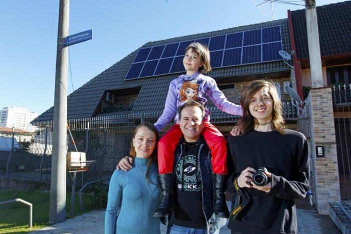 Quanto custa ter um painel solar em casa?
