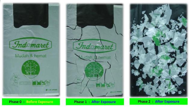 Plástico biodegradável feito a partir da mandioca se decompõe em apenas 10 dias