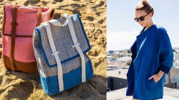 Tripty Project utiliza fibra de abacaxi para criar linha de roupas e mochilas