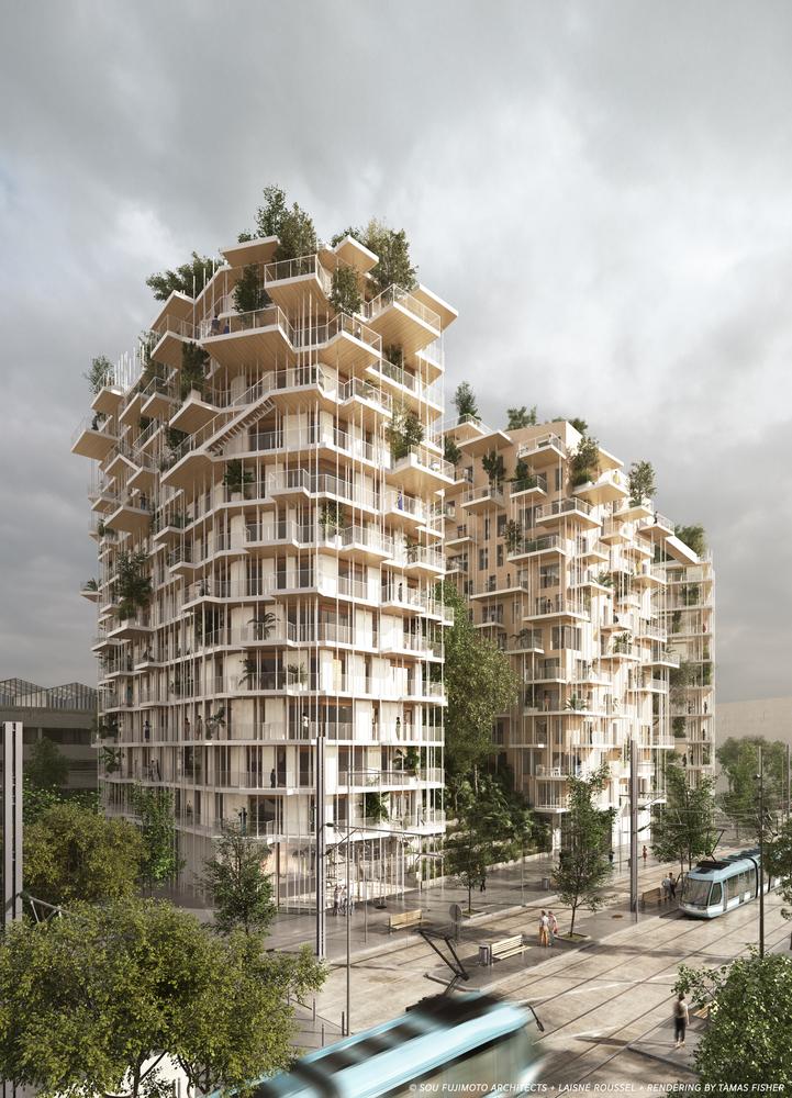 A cidade compacta de madeira: como o uso da madeira pode ajudar a combater as mudanças climáticas