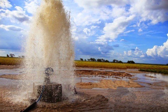 Águas subterrâneas emergem na cidade de Campinas em setembro