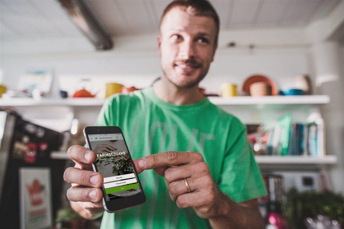 Nova plataforma criativa estimula a troca de alimentos saudáveis