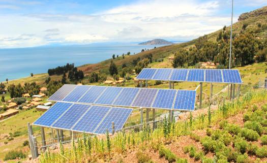 Empresa inaugura primeiro sistema fotovoltaico voltado para agricultura familiar