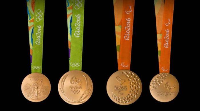 Jogos Olímpicos do Rio terão medalhas feitas com material reciclado