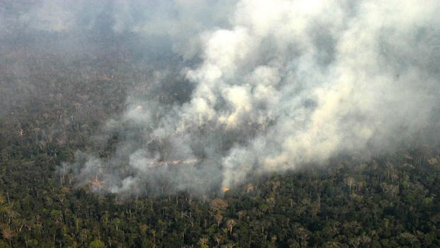 Acre pode decretar situação de emergência por causa das queimadas