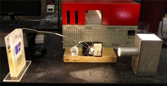 Célula fotossintética transforma CO2 e luz solar em combustível