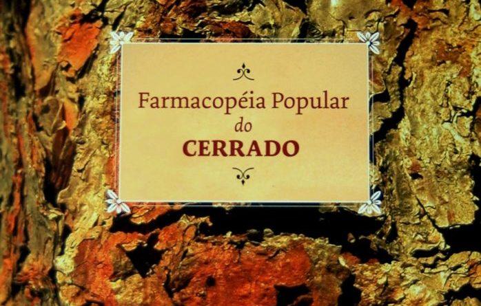 """Livro """"Farmacopéia Popular do Cerrado"""""""