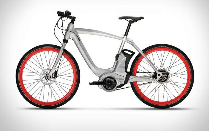 Bicicleta Wi-Bike |Piaggio