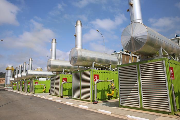 Maior termelétrica movida a biogás de resíduos sólidos urbanos do Brasil é inaugurada no Estado de São Paulo