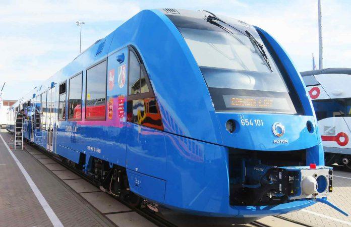 Alemanha lança trem com emissão zero que é movido a hidrogênio